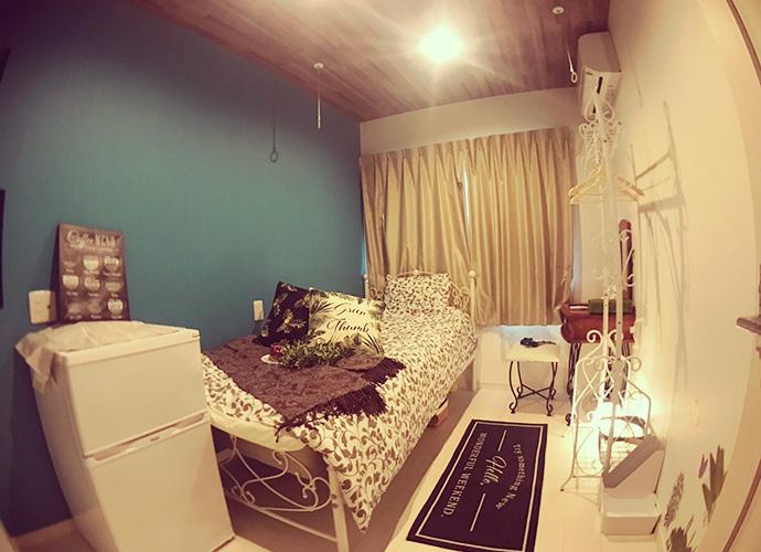 部屋の様子1